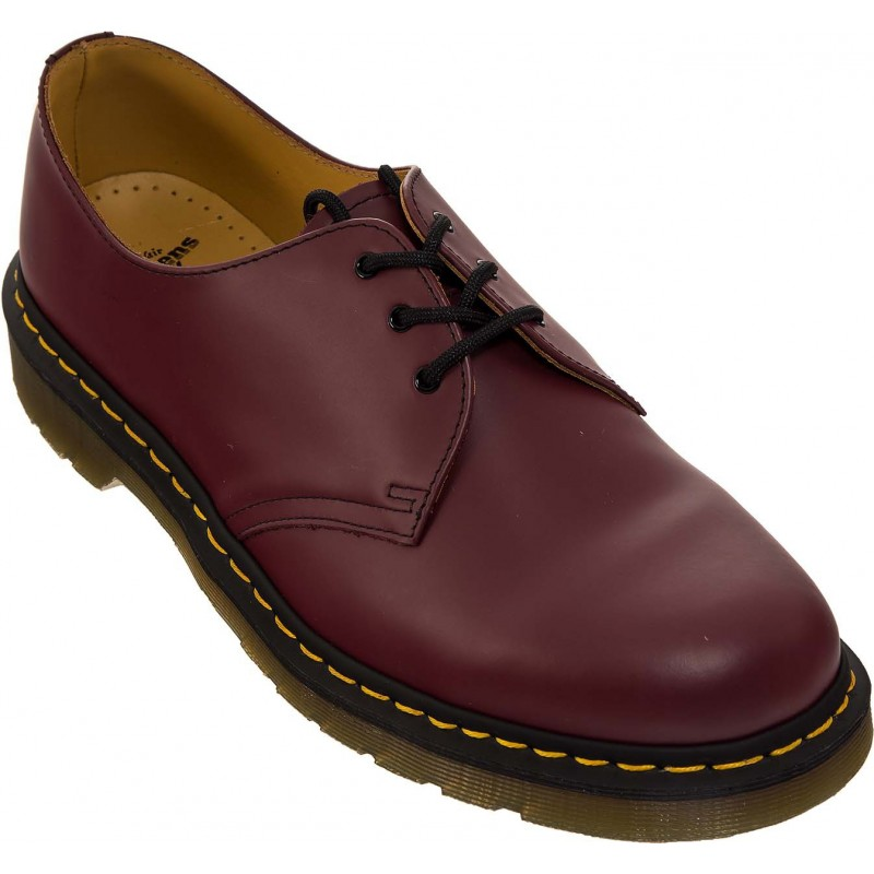 Dr Martens - Original 1461 Granate