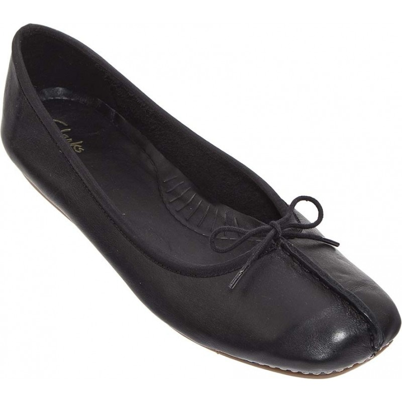 Clarks - Freckle Ice Negro