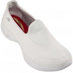 Skechers - Go Walk Inspire Blanco