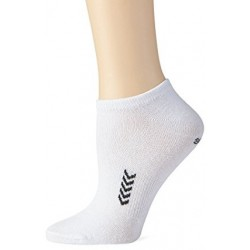 Hummel - Ankle sock 2 Pack Blanco