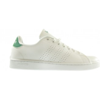 Adidas - Advantage Blanco Verde