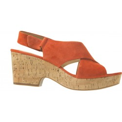 Clarks - Maritsa Lara Orange