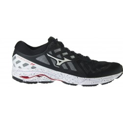 Mizuno - Wave Ultima Black/White/Tomato