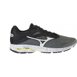 Mizuno - Wave Rider 23 Grey/White/Black