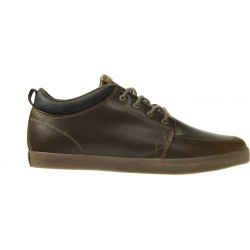 Globe - GS Chukka Brown Leather Crepe