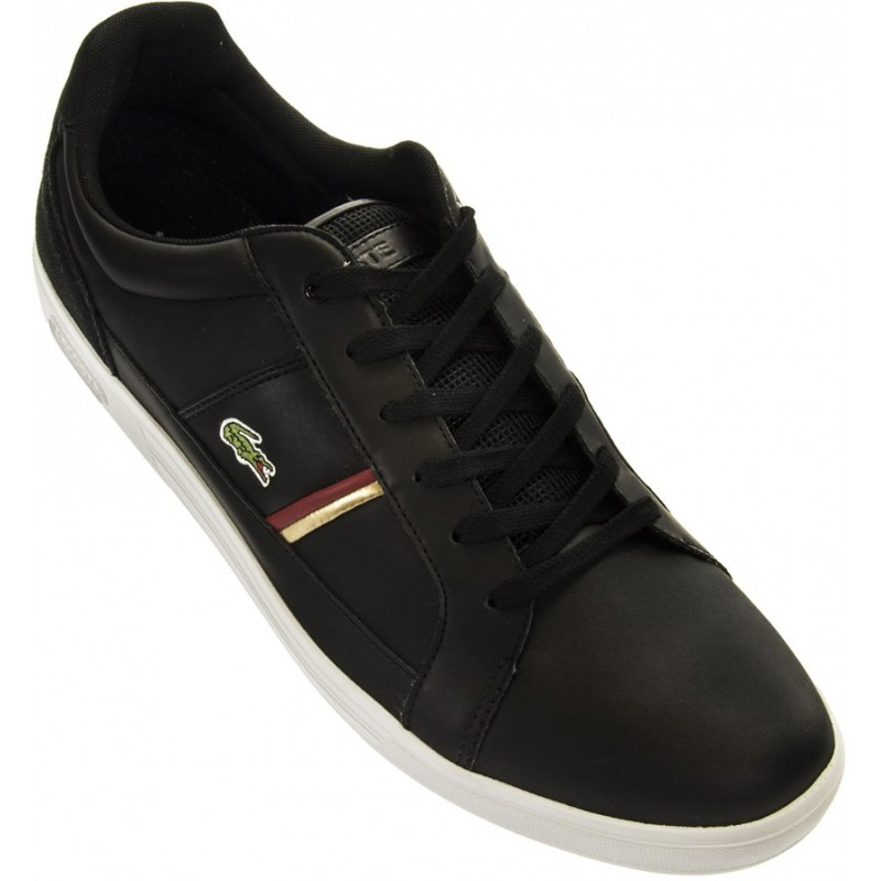 Lacoste - Europa 319 BLK/RED