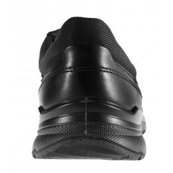 ECCO - Irving Black Black Santiago Textile