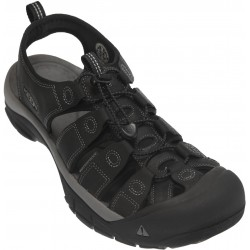 Keen - Newport Black Steel Grey