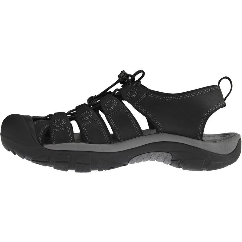 Keen - Newport Black Steel Grey
