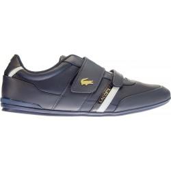 Lacoste - Misano Strap Navy Black