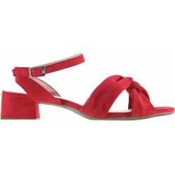 Aerobics - Fiona Kid Suede Red