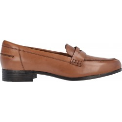 Clarks - Hamble Loafer Marrón